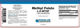 Douglas Laboratories Methyl Folate