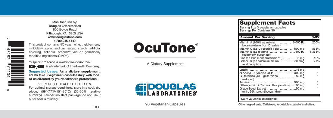 Douglas Laboratories OcuTone