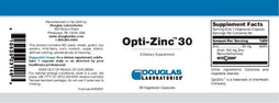 Douglas Laboratories Opti-Zinc 30
