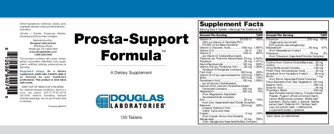 Douglas Laboratories Prosta-Support Formula