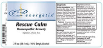 Energetix Rescue Calm