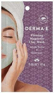 DermaE Natural Bodycare Firming Magnetic Clay Mask