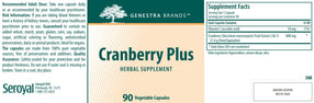 Genestra Brands Cranberry Plus