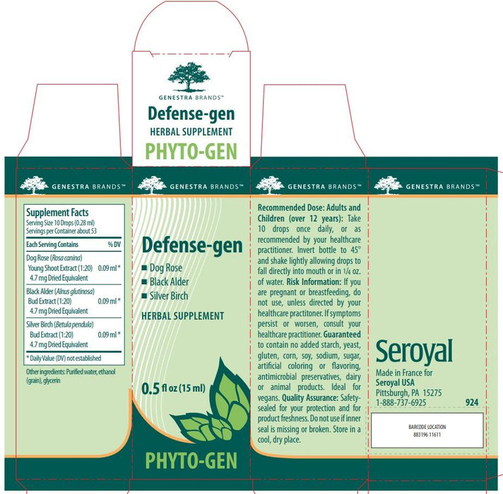 Genestra Brands Defense-gen