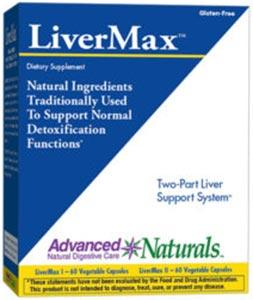 Advanced Naturals LiverMax Kit