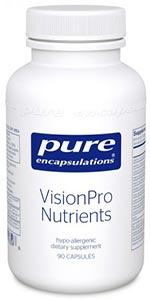 Pure Encapsulations VisionPro Nutrients