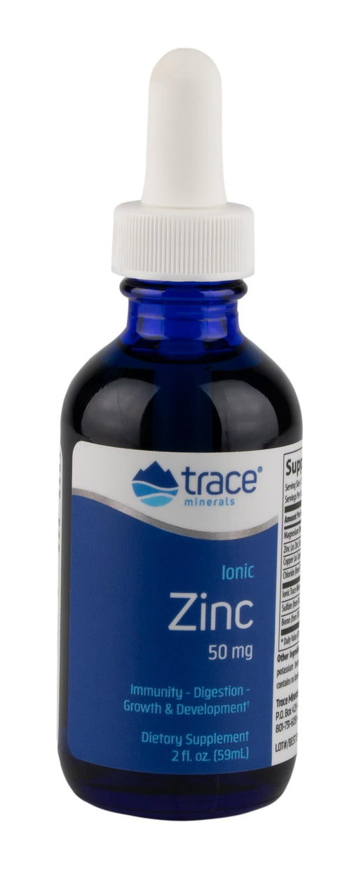 Trace Minerals Research Ionic Zinc