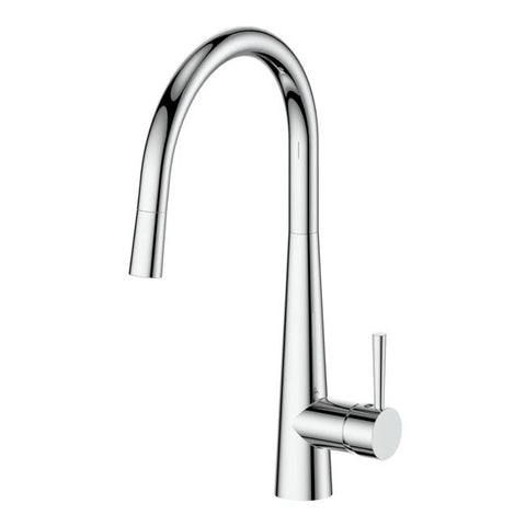 GREENS GALIANO PULLOUT KITCHEN SINK MIXER CHROME