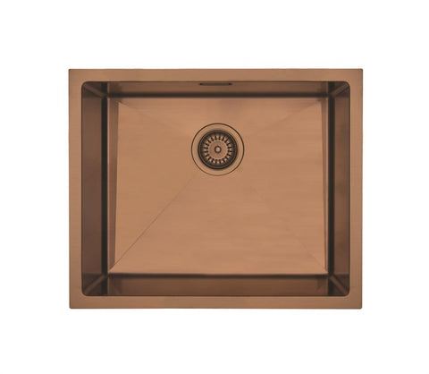MERCER ELITE PVD SINK INSERT 500X400X200 - COPPER