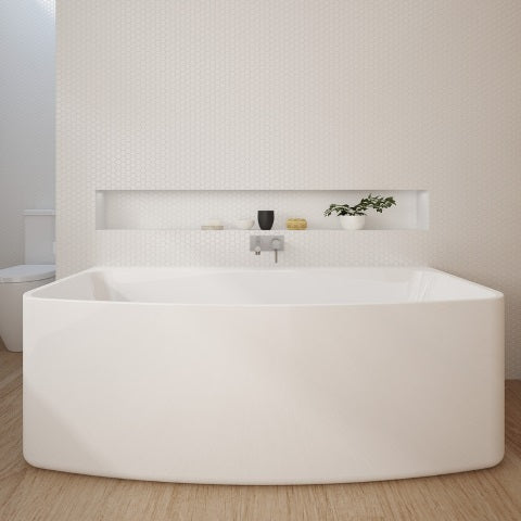 CAROMA URBANE FREESTANDING BTW BATH 1700X775X570MM