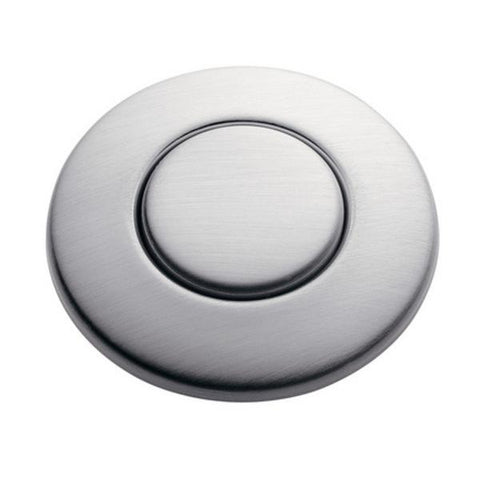 INSINKERATOR AIR SWITCH COVER BRUSHED NICKEL