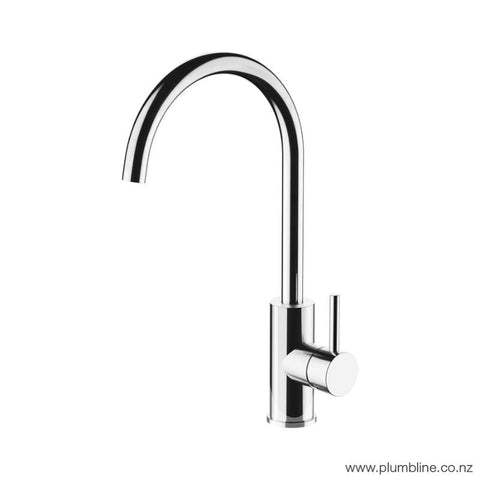 TUBE HIGHRISE KITCHEN MIXER