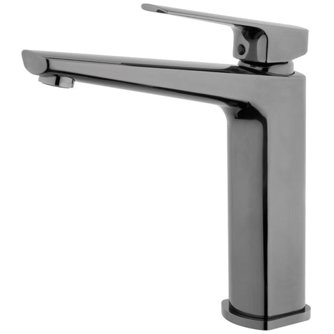 VODA ECLIPSE MIRROR BLACK SINK MIXER