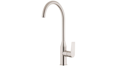 OLYMPIA GOOSENECK SINK MIXER 3 COLOURS