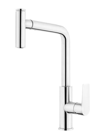 OLYMPIA HIGH RISE PULL OUT SINK MIXER