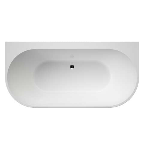 CAROMA AURA BTW FREESTANDING BATH 1775X875X560MM
