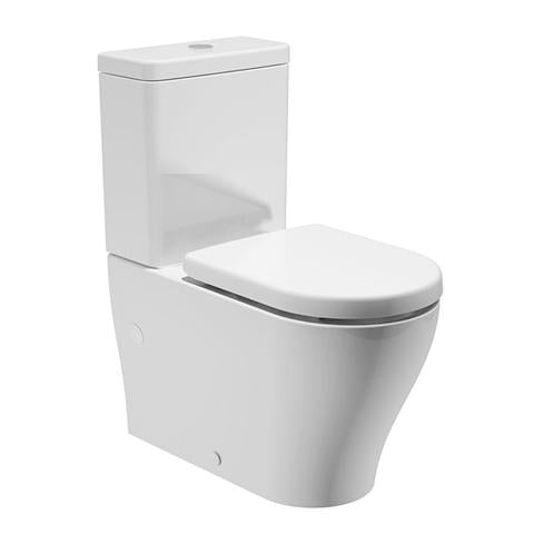 CAROMA LUNA CLEANFLUSH BTW TOILET SUITE
