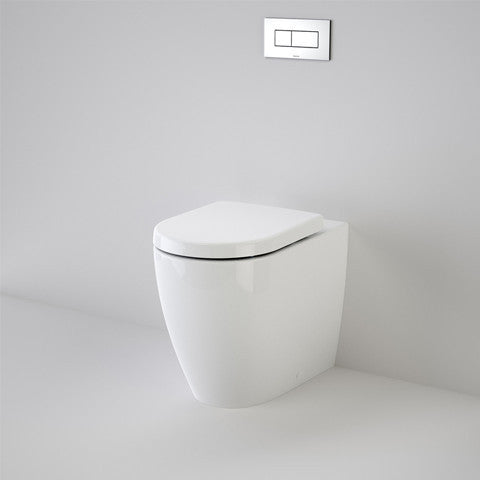 CAROMA URBANE CLEANFLUSH INVISI FLOOR STANDING TOILET SUITE