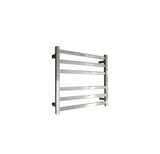 ELITE CUBE HEATED TOWEL LADDER 600X650MM