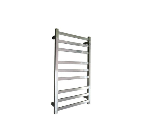 ELITE SQUARE HEATED TOWEL LADDER 900X500MM