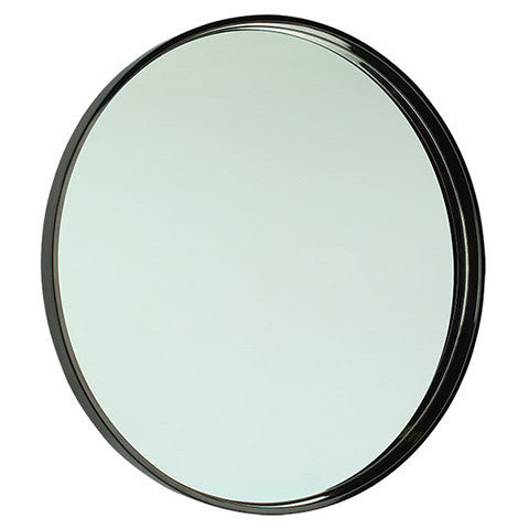 ELITE HALO ROUND FRAMED MIRROR 700MM 2 COLOURS
