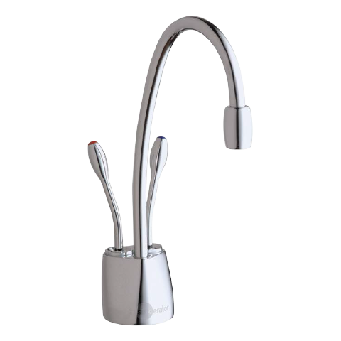 INSINKERATOR NEAR BOILING COLD FILTERED WATER TAP HC1100 3 FINISHES