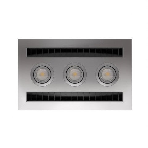 IXL TASTIC NEO INLINE VENT AND LIGHT MODULE