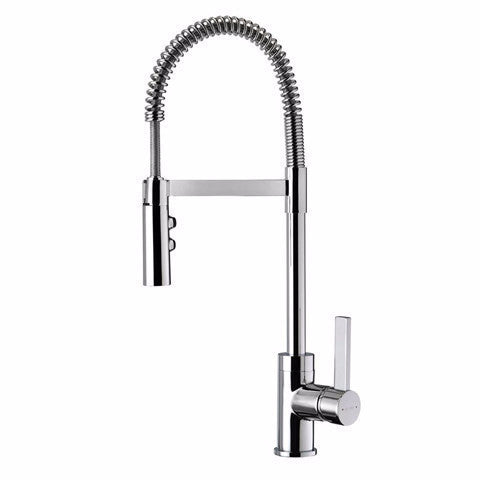METHVEN GASTON SPRING TWIN FUNCTION SINK MIXER CHROME