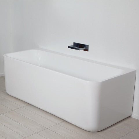 PLUMBLINE PURE BTW FREESTANDING BATH 1700X750X600MM