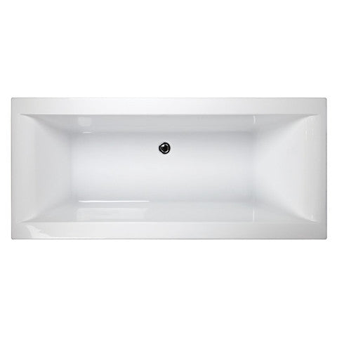 PLUMBLINE PURE DROP IN BATH 1800X800X430MM