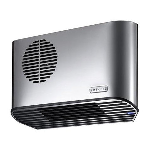 SERENE ALL METAL HEATER S2088 2 COLOURS