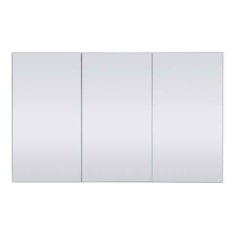 ST MICHEL DANTE DEEP MIRROR CABINET WHITE 1200MM