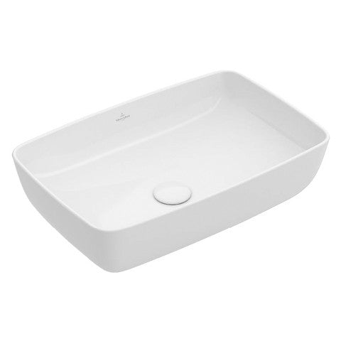 VILLEROY & BOCH ARTIS VESSEL BASIN RECTANGLE 585X380X125MM