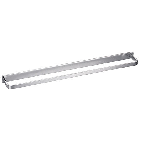WATERWARE CUBIC TOWEL RAIL 600MM CHROME