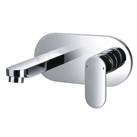WATERWARE SMART WALL MOUNTED BASIN MIXER CHROME
