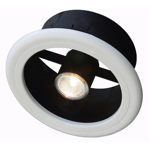 WEISS INLINE FAN WITH LED LIGHT - FV160