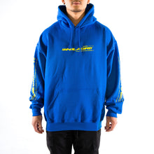 MANILA GREY 'Silver Skies Tour' Hoodie (Royal Blue)