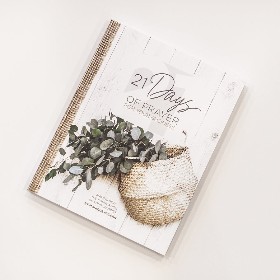 21 Days Of Prayer Book Bundle