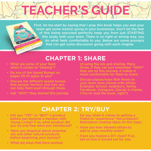 Circle of Success - Teacher's Guide Graphic 1 (Free Digital Download)