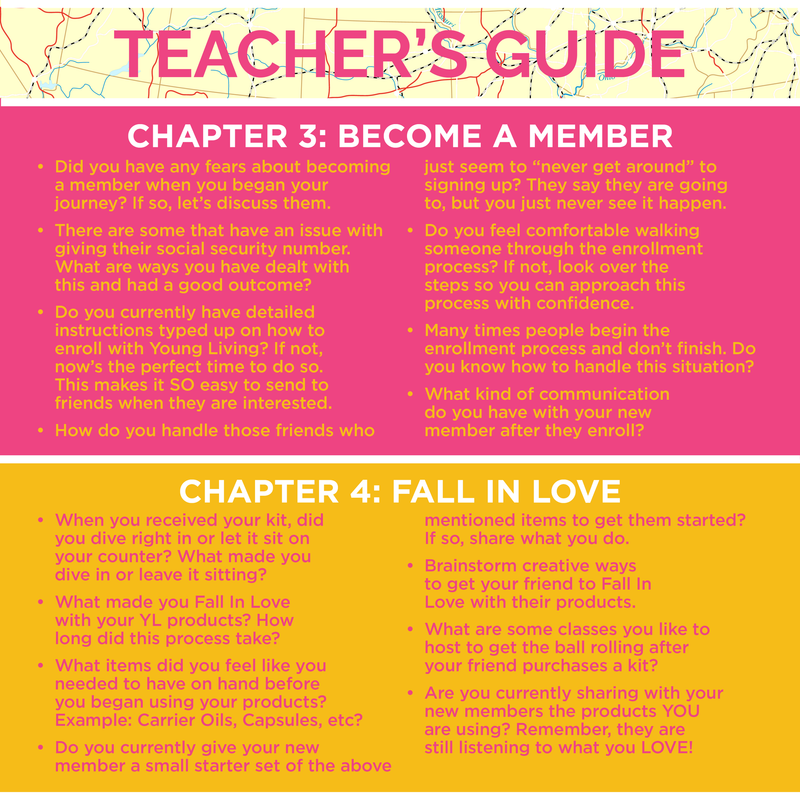 Circle of Success - Teacher's Guide Graphic 2 (Free Digital Download)