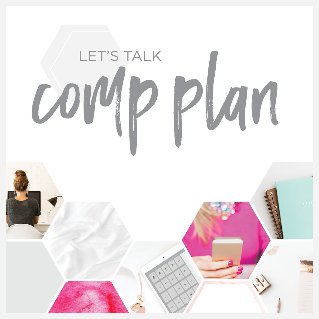 Let's Talk Comp Plan Online Study (Free)