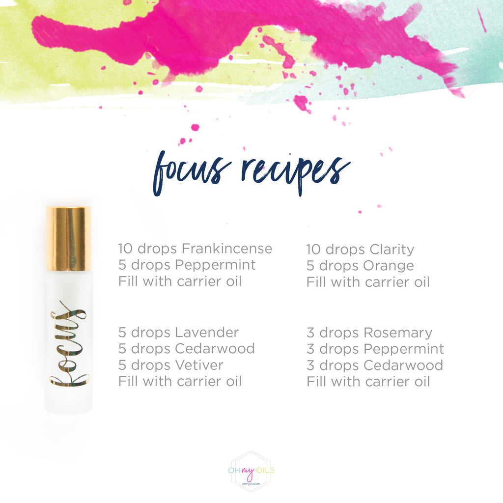 Focus Recipes - Free Download