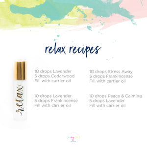 Relax Recipes - Free Download