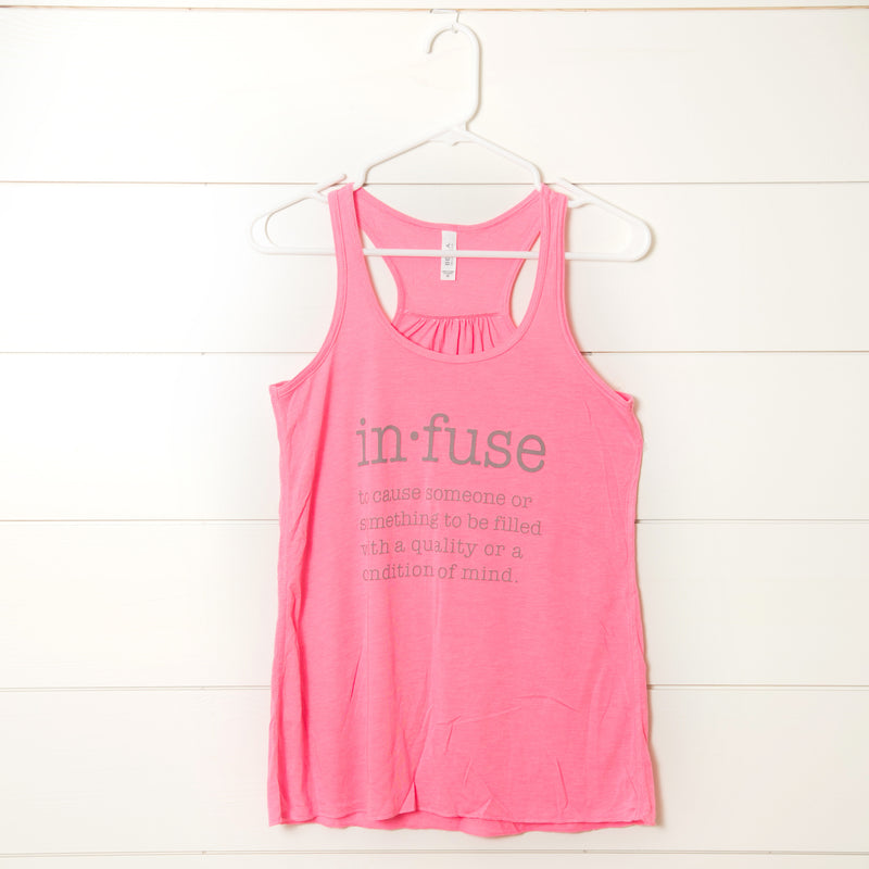 Infuse Tank Top