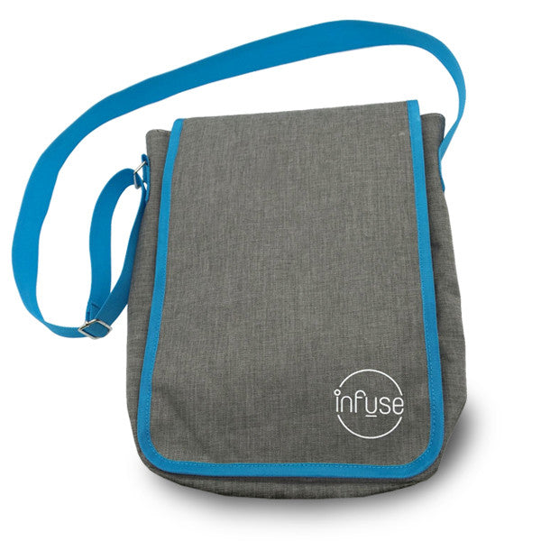 Infuse Messenger Bag