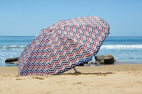 Image of Portable Beach/Picnic Umbrella