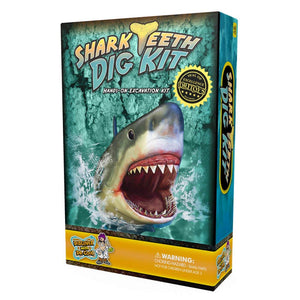 Shark Teeth Dig Kit