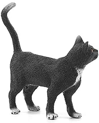 Schleich Cat Standing Toy Figure