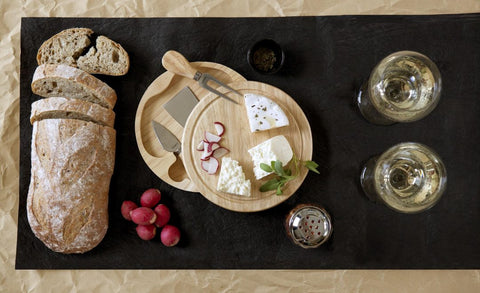 Image of Brie Cheese Board