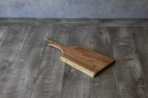 Image of Artisan Serving Plank - Acacia 18""